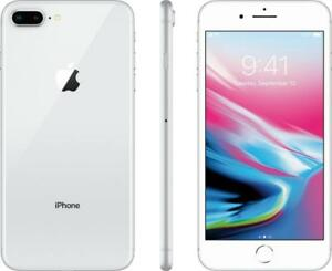 BRAND NEW SEALED iPhone 8 Plus 64GB Silver UNLOCKED ( including Freedom / Chatr ) /w 1 year Apple WARRANTY $925 FIRM