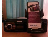 Phillips cdm 310/05 car stereo