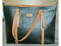 Paul Costelloe leather handbag