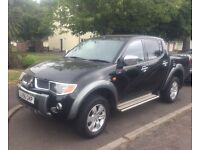 Mitsubishi Animal L200 Double Cab