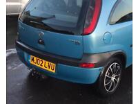 Vauxhall corsa c towbar