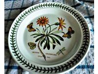 Portmeirion Botanic Garden Range Main Course Plates 26.5cm