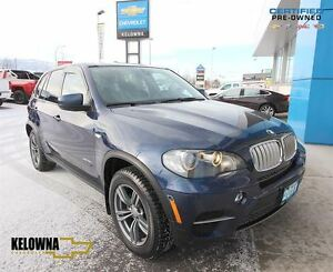 2011 BMW X5 xDrive35d, Heated leather Seats/Steering Wheel, Pa