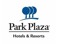 Hotel Receptionist, Park Plaza Hotel Leeds