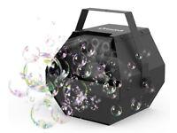 Professional Bubble Machine [Brand New]