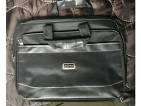 Laptop Notebook Carrying Bag Black used