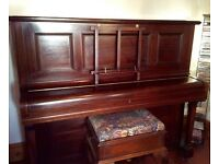 Chappell Piano and Piano Stool