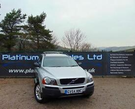 VOLVO XC90 D5 SE GEARTRONIC (silver) 2004