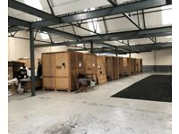 WAREHOUSE FOR PALLET STORAGE available | Osmaston (DE24)