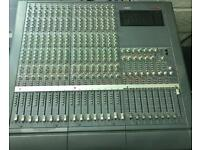 16ch in-line mixing desk