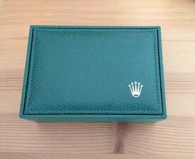 Rolex box 100% genuine
