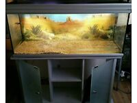 fish tank 4 foot