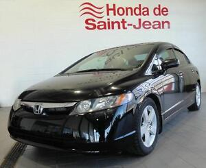Honda Civic lx automatique-a/c-mags 2008