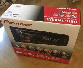 Pioneer car cd player