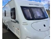 2009 Fleetwood Vanlander 560 (Fixed Transverse Rear Bed)