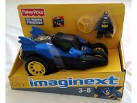 Fisher-Price Imaginext Motorized Batmobile - Brand New In Packaging.
