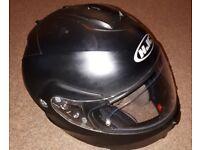 Motorcycle helmet - HJC ISMAX II - medium