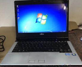 Fujitsu LIFEBOOK S751 Laptop Core i5, 6 GB RAM 500GB HDD Windows 7 Pr