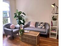 Richie 3-Seater Sofa plus Armchair set