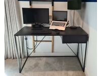 Metal Desk - home office