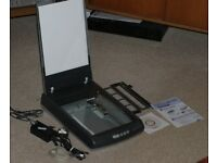 Digital scanner, Epson Perfection 2400 Photo scanner. Including software CD and instructions