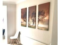 Large 3 frames canvas