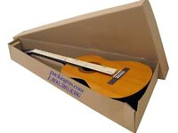 Cardboard box for guitar wanted