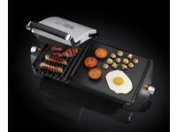 George Foreman 4-Portion Family Grill, Griddle