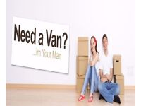 URGENT MAN and VAN MOVING WE ARE AVAILABLE FOR SHORT NOTICE / URGENT CALL / SAME DAY SERVICE