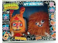 NEW Moshi monsters App monsters.