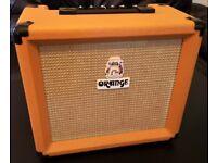 Orange Crush 15 Guitar Amp