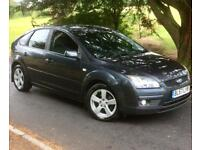 2008 Ford Focus zetec tdci diesel we 1.6 clean inside outside drives perfect