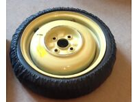 "14"" space saver wheel/tyre (never used) for Mk1/2 Mazda MX5"
