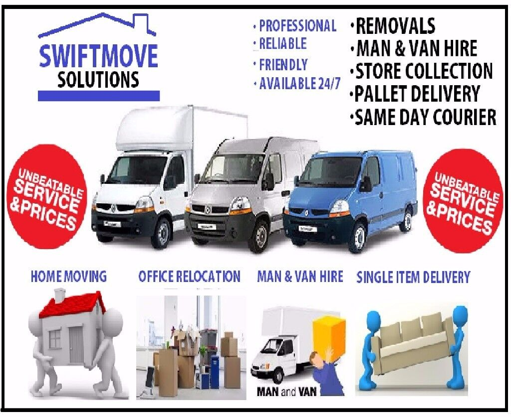 Removals,Cheap Man & Van,Transport,Furniture movers assembly, Big Luton Van hire, Delivery Clearance