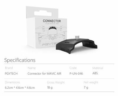 PGYTECH Camera GoPro Connector Adapter Parts for DJI Mavic Air Drone