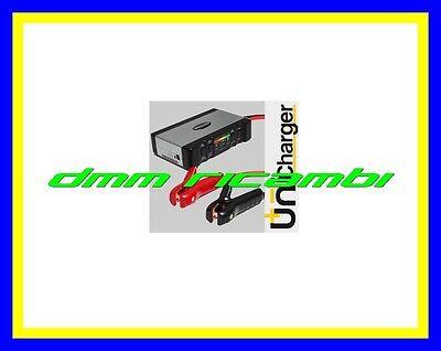 Mini JumpStart UNICHARGER Unistart Litio avviatore batterie Moto Auto Scooter