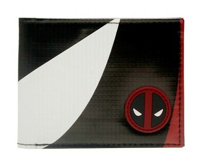 Deadpool Logo Bi-Fold Wallet