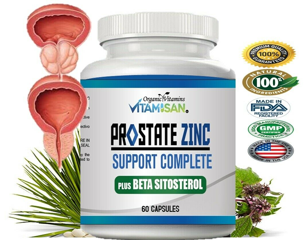 Saw Palmetto Prostate Supplement Urinary Support Capsules 16
