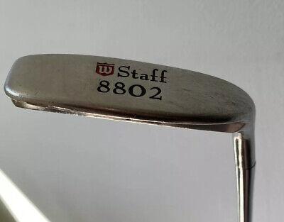 """Wilson Staff 8802 Blade Putter - Lamkin Crossline Grip - 33"""""""