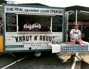 Established Food Truck Business For Sale Eatons Hill Pine Rivers Area Preview