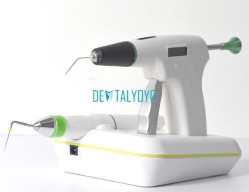 New Cordless Dental Gutta Percha Endodontic Endo Obturation System Gun + Pen Kit