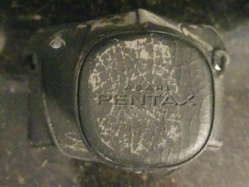 Pentax ME Super 35mm SLR Film *untested as is*