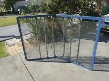 STEEL SPRING (nearly) DOUBLE BED SIZE FRAME (would suit caravan) Warners Bay Lake Macquarie Area Preview