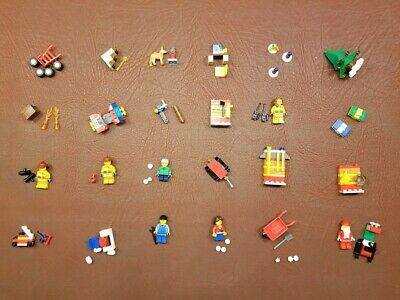 LEGO City Christmas Advent Calendar 4428, 100% Complete w/Box No Extra Pieces