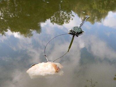 Carp float, Floating bait presenter, surface fishing, controller, Stalking,carp.