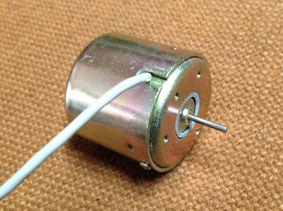 2x Matsushita 13.2 Vdc Mini Micro Motor Msr-5sb2m 12vdc Servo Nos