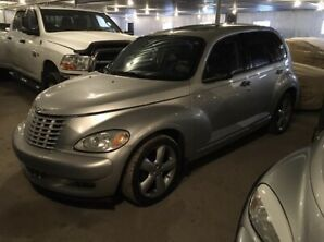 2003 GT PT Cruiser Safetied