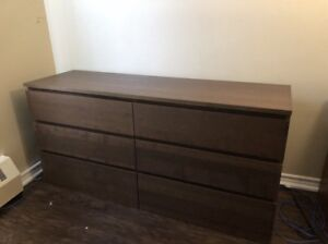 Never used IKEA dresser