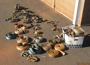 tie-down straps and ratchets Pegs Creek Roebourne Area Preview