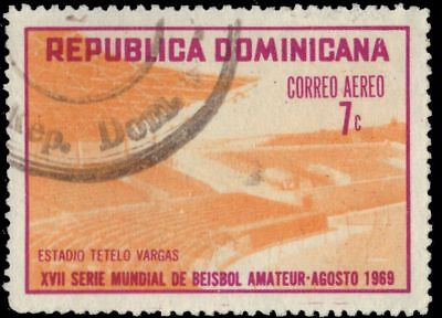 DOMINICAN REPUBLIC C169 - World Amateur Baseball Championships (pa78222)